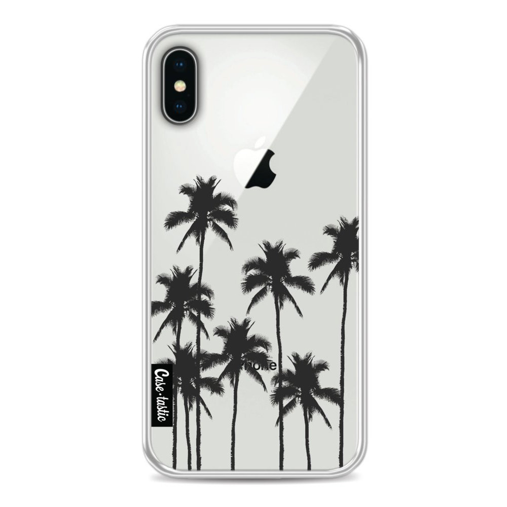 Casetastic Softcover Apple iPhone X / XS - California Palms